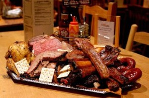 Hill Country 365 Guide NYC Restaurant Deals Bar Barbecue New York City Guide Book Monica DiNatale