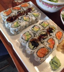Zest sushi 365 Guide NYC New York City