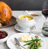 Bar Boulud Thanksgiving Menu New York City NYC