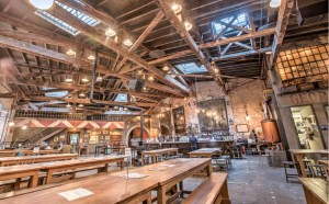 Houston Hall Beer Garden 365 Guide NYC New York City