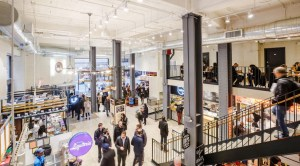 Urbanspace Food Hall NYC 365 Guide New York City