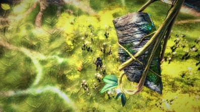 Ventari's tablet triggered a little side quest...