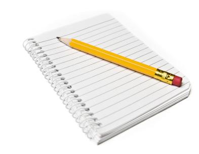 """""""Så fatta pennan och skriv"""""""