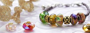 Beads-Faceted-Glass