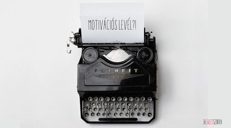 A HR-eseket nem a motivációs leveled érdekli | 365letszikra Magazinblog - Szlafkai Éva