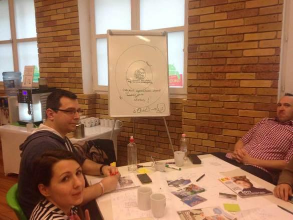 Tudod mi az a Design Thinking? Kreatív gondolkodás másként! – workshopon jártam