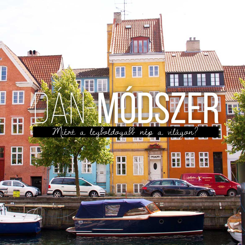 Miért a dánok a legboldogabbak a világon? Infografikán a 6