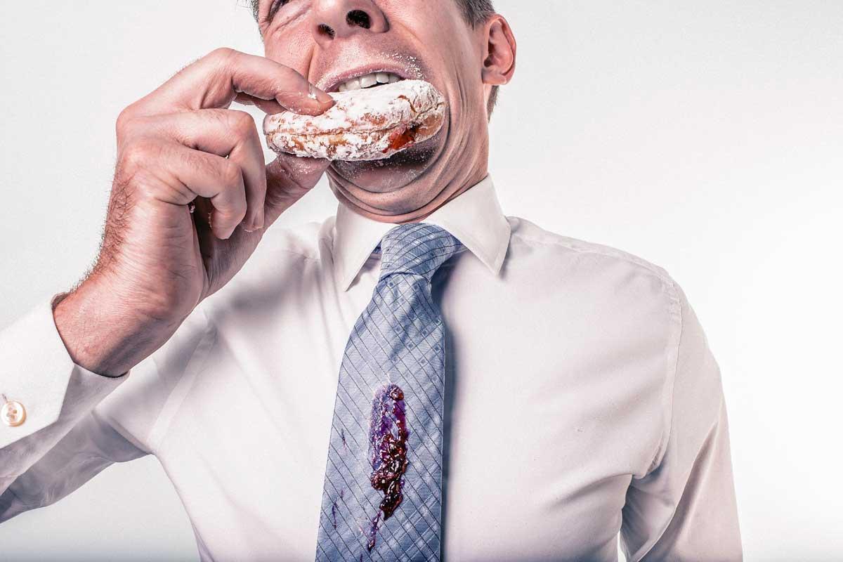 egyél, amikor éhes vagy - gratisography
