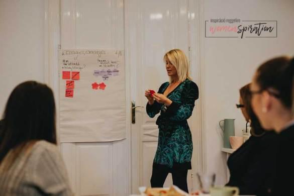 Miért van a nőknek szüksége inspirálódásra? Választ kaptunk rá a Womenspiration reggelin
