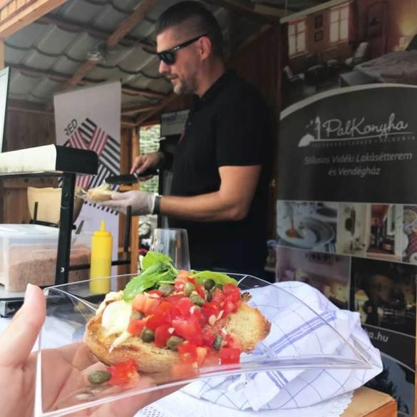 Palkonyha | Stílusos Vidéki Éttermiség a Debrecziner Gourmet Fesztiválon - 365LETSZIKRA