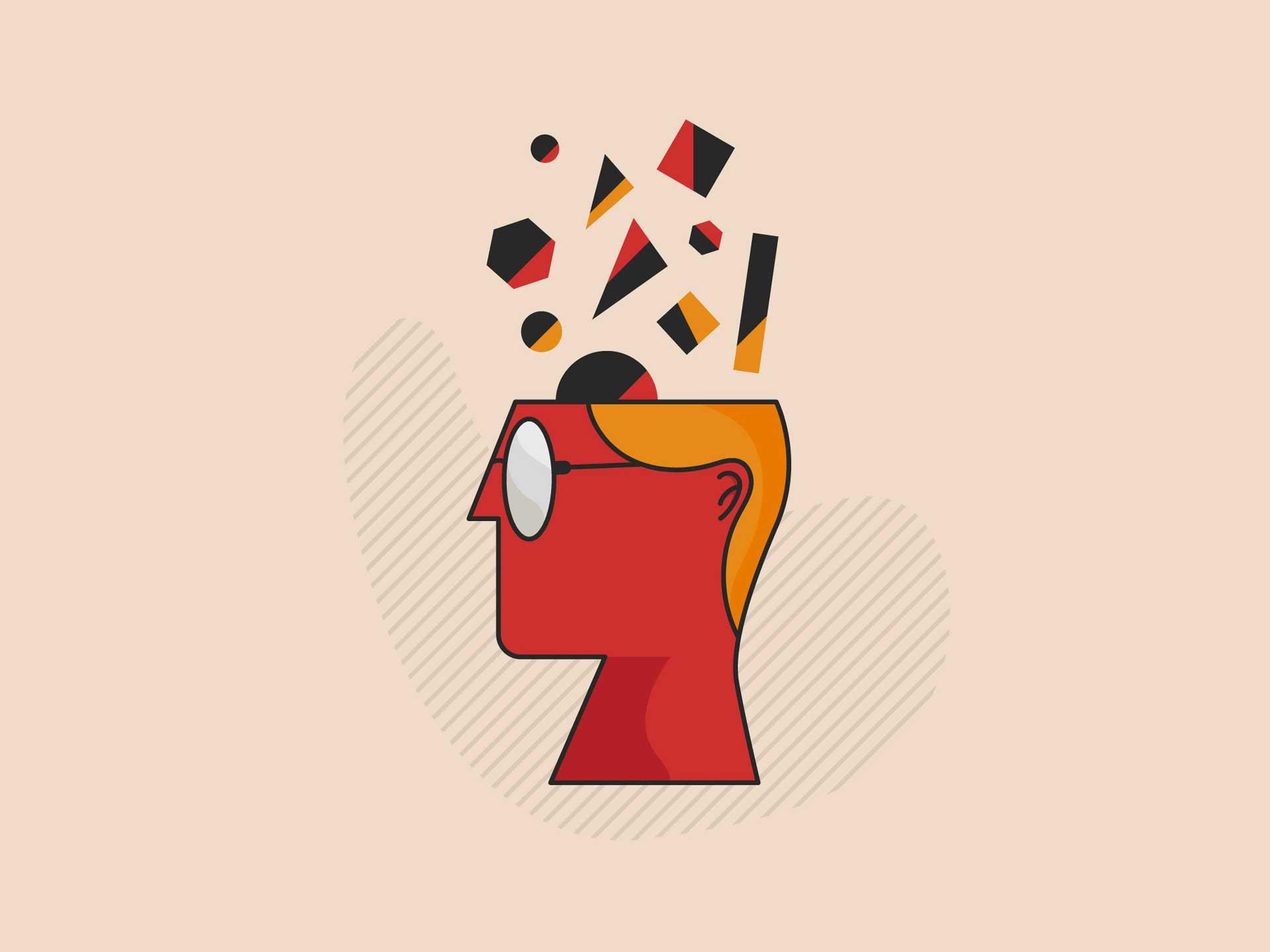 """""""A kreatív gondolkodás jóval több energiába kerül, mint a megszokott, rutinszerű gondolkodás"""""""