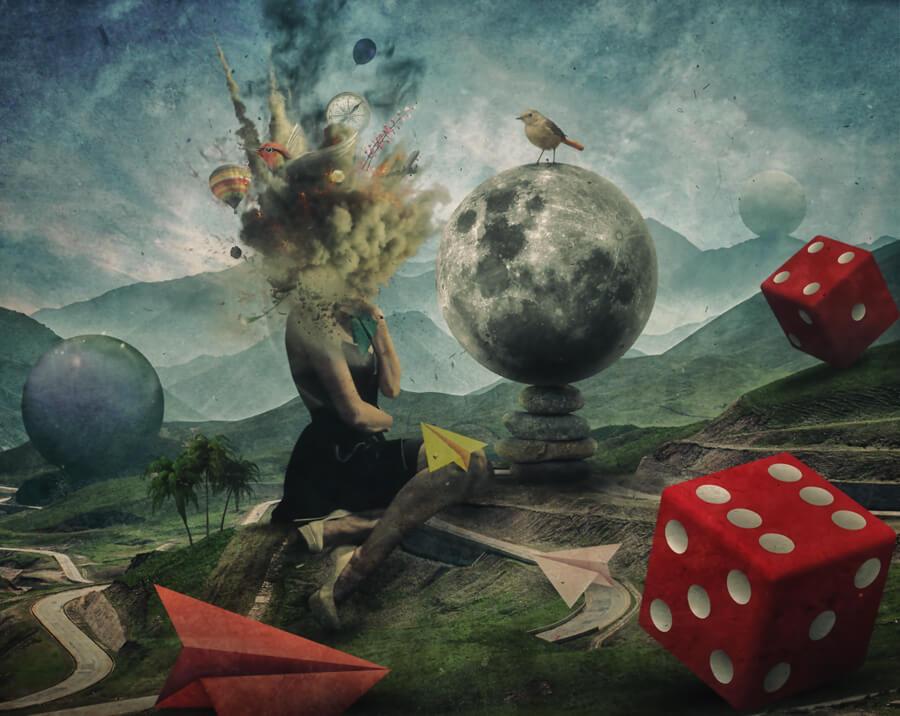 Belső mozim - ihlet és a fantázia egy kreatív feladatban