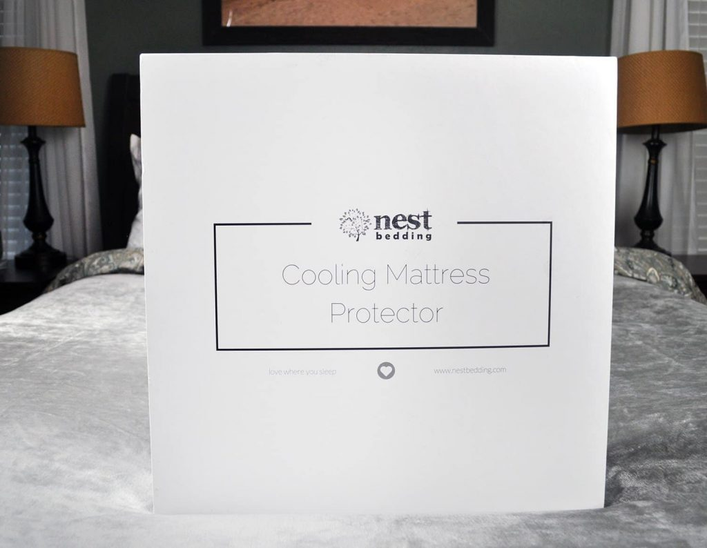 Nest Bedding Cooling Mattress Protector Review (2020)