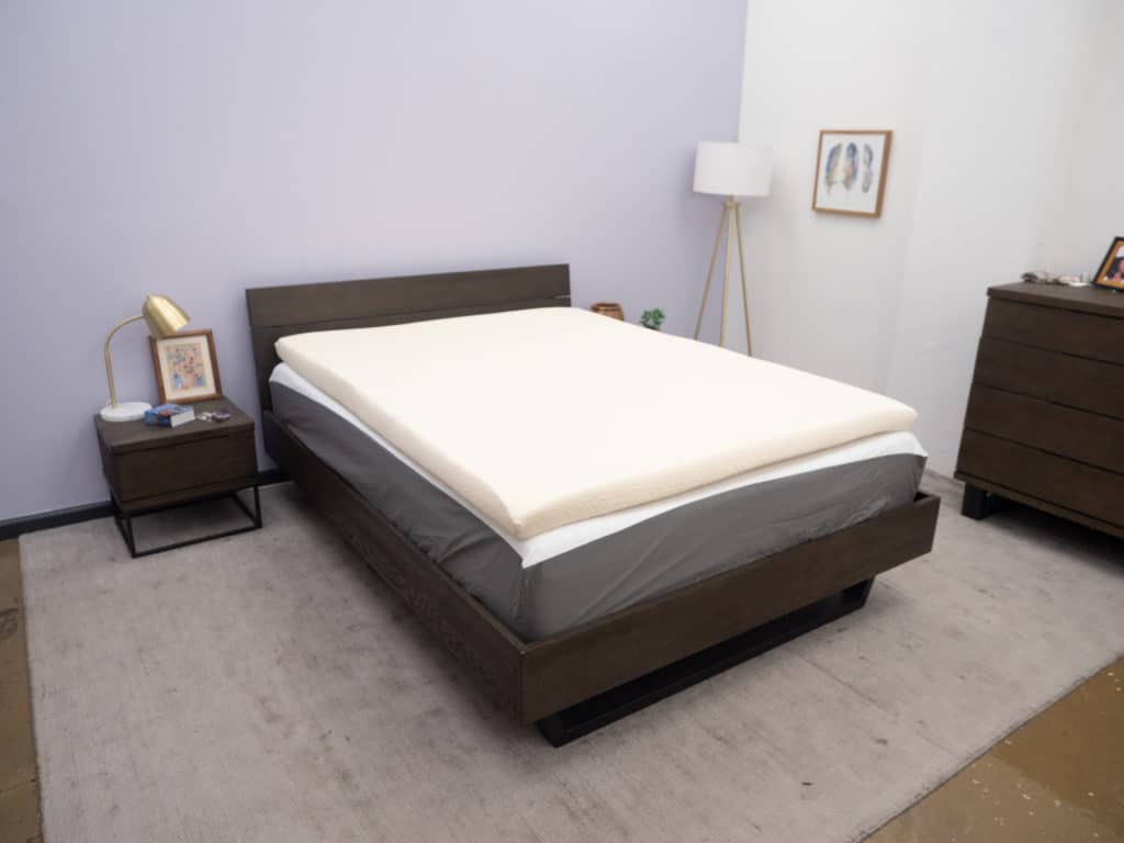 Latex for Less Mattress Topper Review