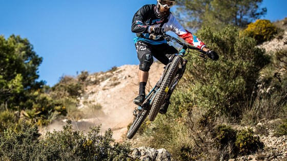 Luca Sponda Canyon Strive