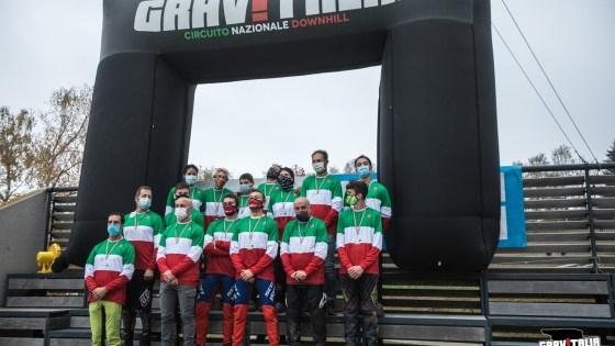 Campioni italiani downhill fci 2020