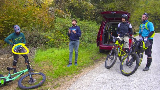 sella alta vs sella bassa mtb