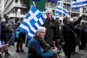 Protests in Greece Over Macedonia Deal Turn Violent