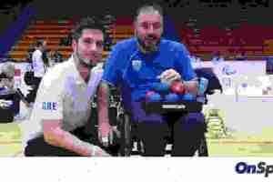 Διεθνείς επιτυχίες σε μπότσια, παρασνόουμπορντ και τένις με αμαξίδιο