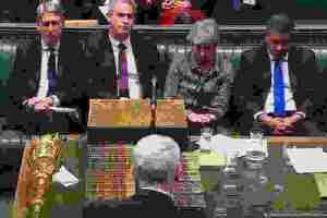 Χάος χωρίς τέλος για το Brexit | Πολιτική | DW
