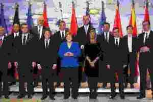 Χωρίς απτά αποτελέσματα η διάσκεψη για τα Δ. Βαλκάνια   Πολιτική   DW