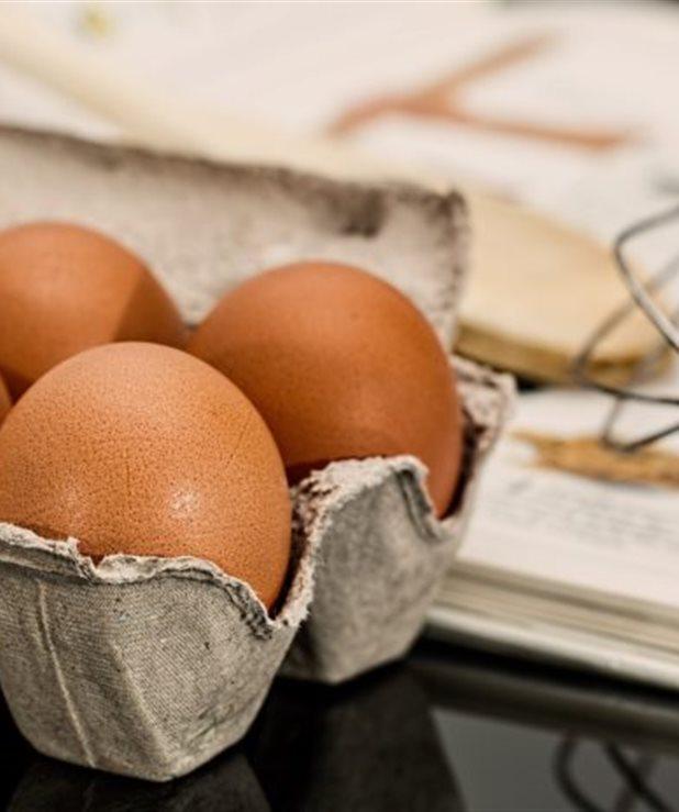 Αυγά μαργαρίτα