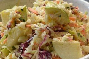 Η συνταγή της ημέρας: Σαλάτα coleslaw