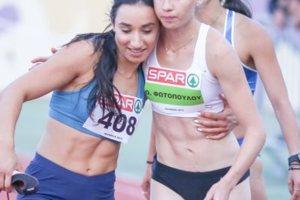 Νέα Επίδοση Αγώνων και αρκετές ενθαρρυντικές επιδόσεις στο Παγκύπριο Πρωτάθλημα Στίβου Ανδρών και Γυναικών