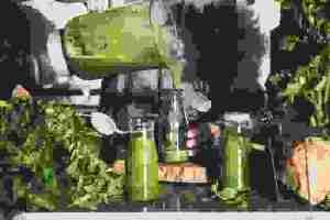 Πράσινα σμούθι για αποτοξίνωση: 10 συνταγές για γρήγορο detox