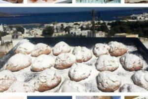 Τα παραδοσιακά γλυκά της Πάρου
