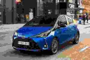 Ανάκληση αυτοκινήτου Toyota Yaris για προληπτικό έλεγχο του μετατροπέα