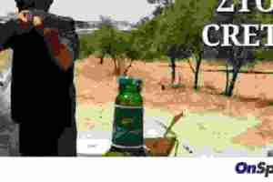 Επικό! Έτσι γίνεται το Bottle Cap Challenge στην Κρήτη! (video)
