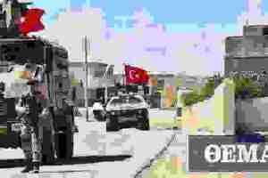 Η Τουρκία βομβάρδισε θέσεις Κούρδων στο Ιράκ