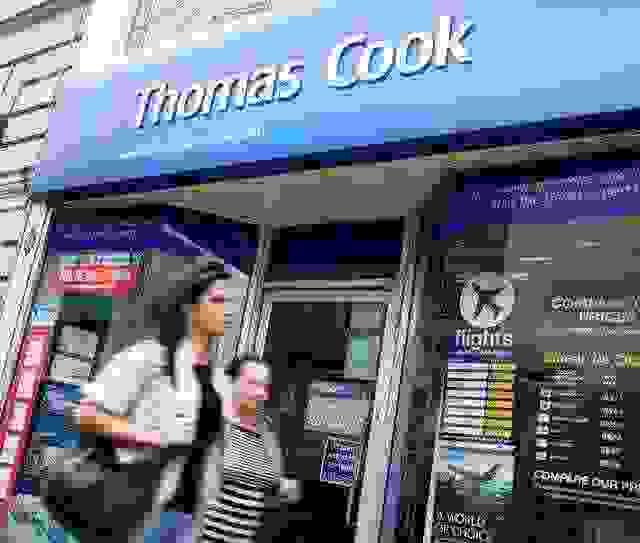 Η Thomas Cook στην κινεζική Fosun αντί 835 εκατ. ευρώ