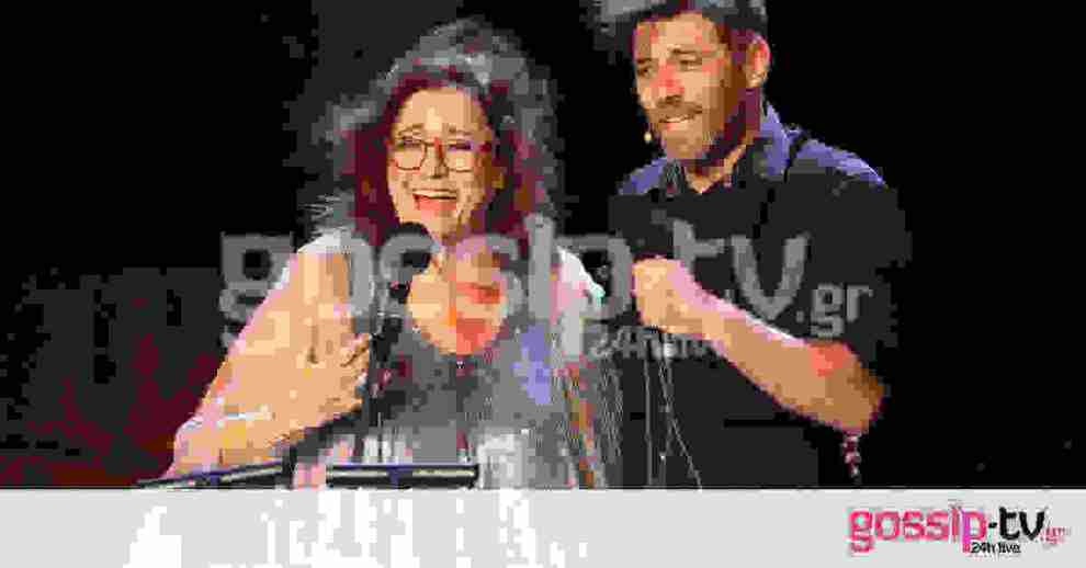 Μαρία Φαραντούρη-Γιάννης Στάνκογλου: Πρώτη φορά μαζί σε μια μοναδική συναυλία στο Ηρώδειο (photos)