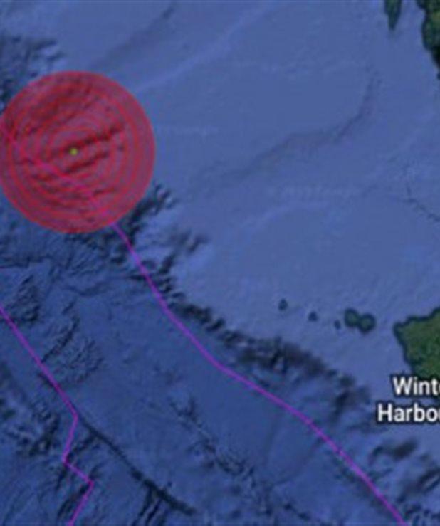 Μεγάλος σεισμός στον Καναδά - 6,5 Ρίχτερ βορειοδυτικά του Βανκούβερ