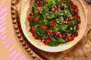Συνταγές ινδικής κουζίνας: Φτιάξε kadhai με γλυκομπίζελα και κουκουνάρι - Shape.gr
