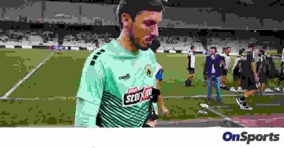 Ένταση με Μπάρκα και οπαδούς της ΑΕΚ, ξέσπασε ο Μάνταλος (photos)