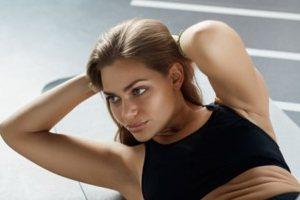 Δεκάλεπτο workout για σμιλεμένους κοιλιακούς