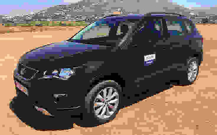 Οδηγούμε το Seat Ateca 1.6 TDi, 116hp, DSG