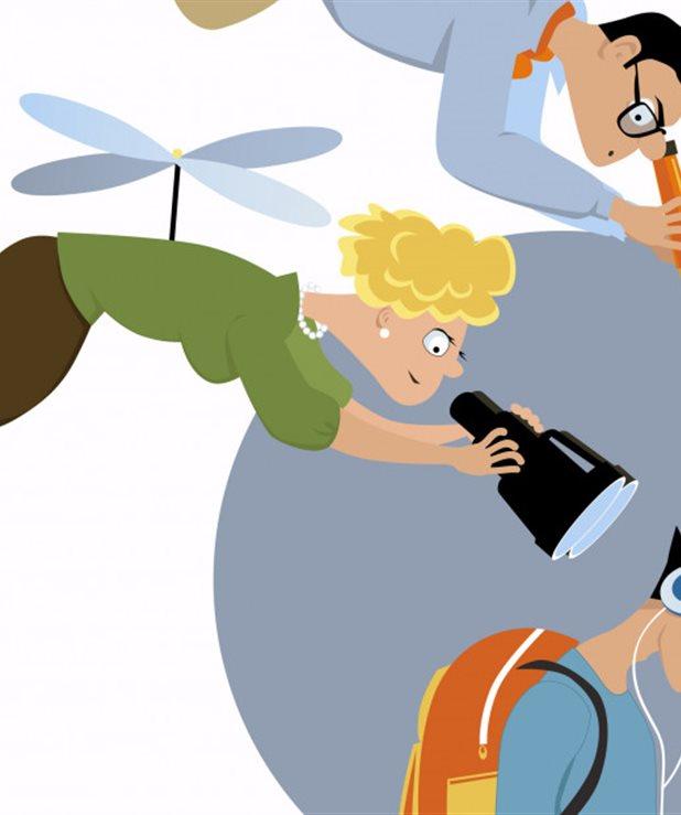 Πώς να μιλήσω στο παιδί μου για τη βία, τα social media και άλλα ζόρικα ζητήματα;
