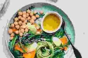 Υγιεινές συνταγές χωρίς κρέας | 5 χορτοφαγικά Buddha Bowl για το μεσημεριανό σου