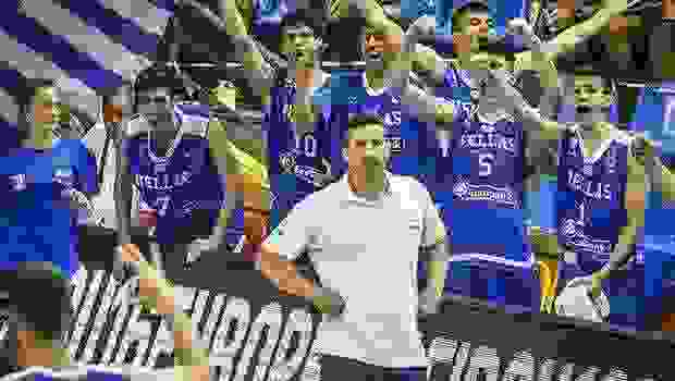 Live Streaming: Ιταλία - Ελλάδα (EuroBasket Παίδων)
