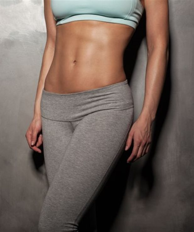 Αυτό το workout θα τονώσει τους κάτω κοιλιακούς σας σε 6