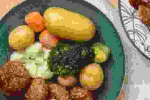 Συνταγή για χορτοφαγικά κεφτεδάκια από φακές και βρώμη - Shape.gr
