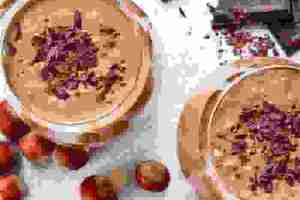 Τέλειο smoothie σοκολάτα µε µπανάνα και ταχίνι από την food blogger Ελένη Βονισσάκου - Shape.gr