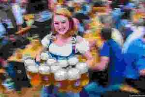 Oktoberfest: Γιορτή της μπύρας και του τζίρου | DW | 21.09.2019