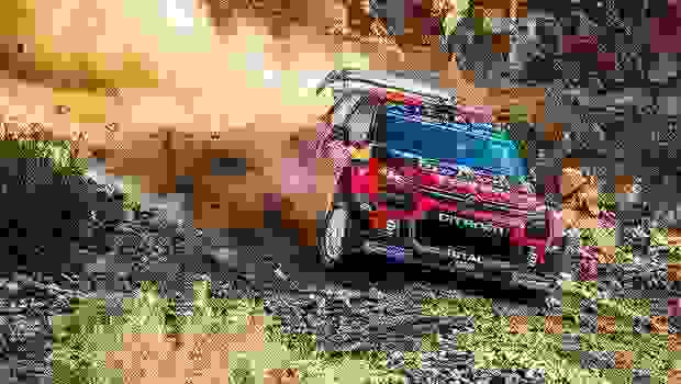 WRC: Επικεφαλής στα μέσα της ημέρας ο Λάπι με Citroen