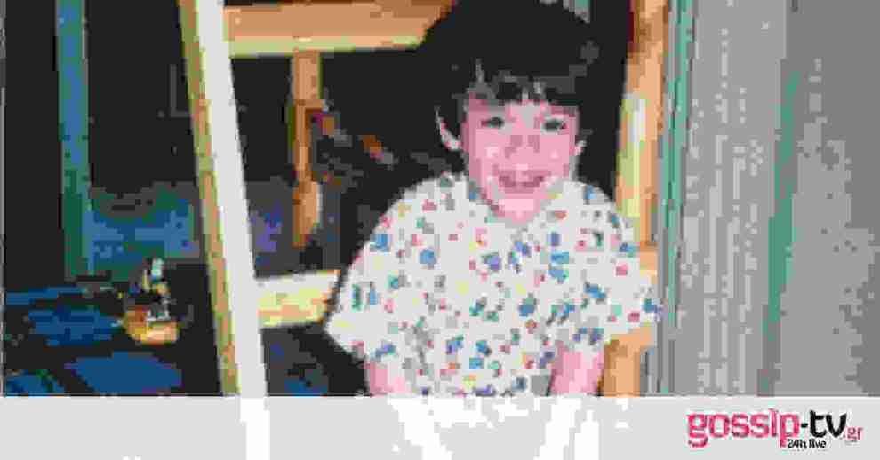 Αναγνωρίζεις ποιος πρωταγωνιστής του «Καφέ της Χαράς» είναι το παιδάκι της φωτογραφίας;