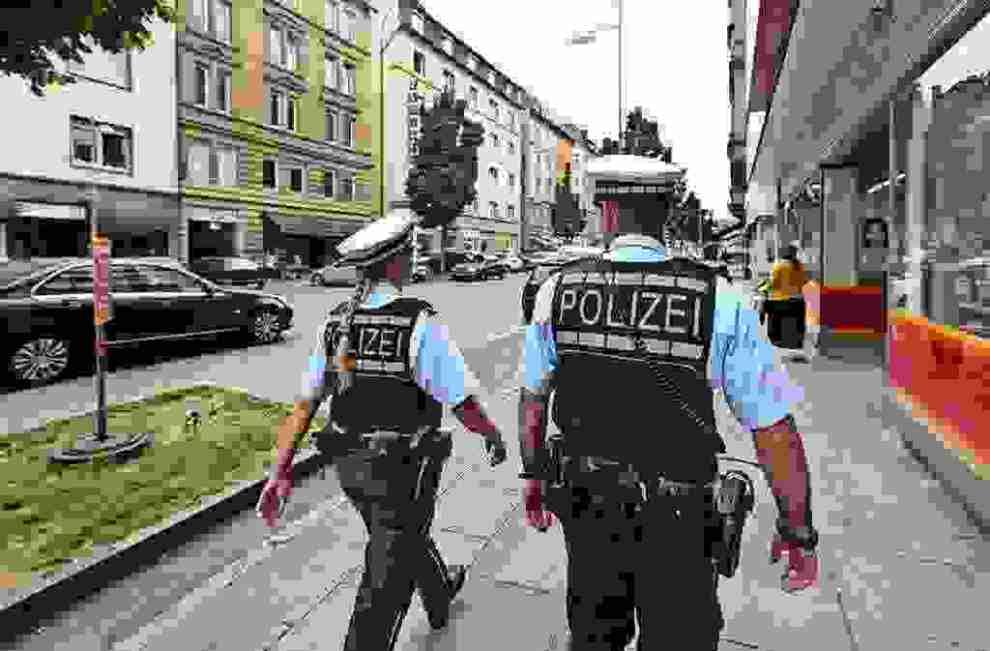 Γερμανία: Τρεις τραυματίες από επίθεση με μαχαίρι - Ειδήσεις - νέα - Το Βήμα Online